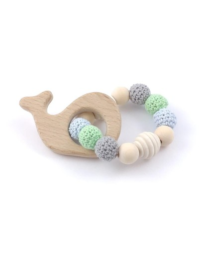 Little Whale teether